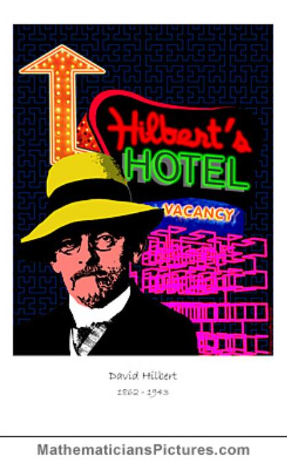 david hilbert hotel 1946 explosion