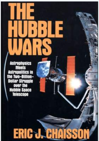 hubble wars book