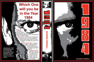 orwell 1984 chosen one cho